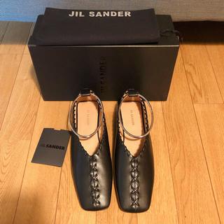 ジルサンダー(Jil Sander)のJIL SANDER(バレエシューズ)