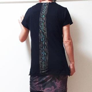 ルグランブルー(LGB)のif six was nine Tシャツ バックパイソン メンズ1(Tシャツ/カットソー(半袖/袖なし))