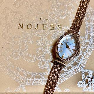 ノジェス(NOJESS)の最終値下げ【超美品】ノジェス 時計 ベルト セット(腕時計)