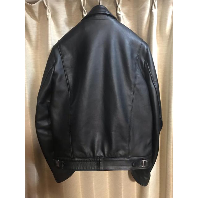 Lewis Leathers(ルイスレザー)の新品 Lewis Leather 441T CYCLONE 40 サイクロン メンズのジャケット/アウター(ライダースジャケット)の商品写真