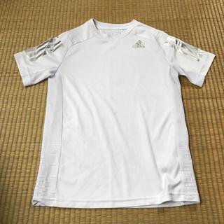 アディダス(adidas)のadidas♡ドライTシャツ(Tシャツ/カットソー)