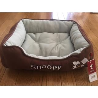 スヌーピー(SNOOPY)のSNOOPY スヌーピー ペットベッド ソファーベッド ベッド 犬 猫(犬)