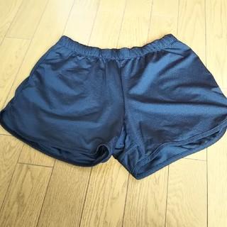 ジーユー(GU)のGUスポーツ ショートパンツ 黒(ウェア)
