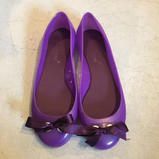 ファビオルスコーニ(FABIO RUSCONI)のレインフラットシューズ(レインブーツ/長靴)