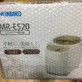 ツインバード(TWINBIRD)のコンパクト精米機 【みほ様専用】(精米機)