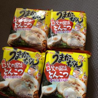 ハウス食品 - うまかっちゃん 熊本火の国とんこつ