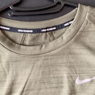 NIKE - ★ナイキランニングTシャツ Lサイズ 送料込み