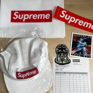 シュプリーム(Supreme)のsupreme satin camp cap シュプリーム キャップ(キャップ)
