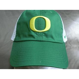ナイキ(NIKE)のナイキ製USカレッジ オレゴン大学ダックスメッシュCAP (アメリカンフットボール)