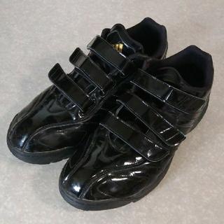 アディダス(adidas)の野球 トレーニングシューズ 26.5 黒(シューズ)