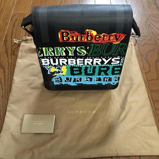 バーバリー(BURBERRY)のバーバリー ショルダーバッグ 新品未使用 最終セール7/21まで期間限定5万円(ショルダーバッグ)
