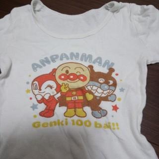 アンパンマン(アンパンマン)のアンパンマンの長袖シャツ95(下着)