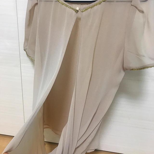 GU(ジーユー)のシフォン ブラウス レディースのトップス(シャツ/ブラウス(半袖/袖なし))の商品写真