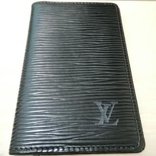 ルイヴィトン(LOUIS VUITTON)のルイヴィトン エピ カードケース(パスケース/IDカードホルダー)