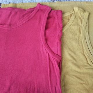ヤエカ(YAECA)のfactory Tシャツ 2枚セット (Tシャツ(半袖/袖なし))
