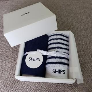 シップス(SHIPS)のSHIPSタオル(タオル/バス用品)