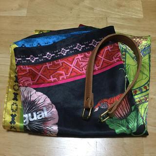 デシグアル(DESIGUAL)のELLE JAPON エルジャポン 付録 デシグアルスカーフバッグ(ショルダーバッグ)
