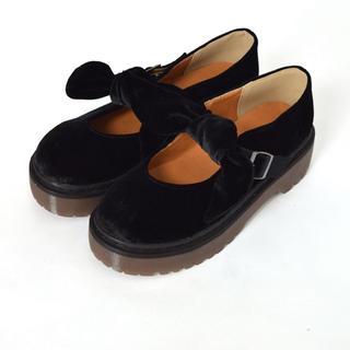 ダブルクローゼット(w closet)のダブルクローゼット 厚底(ローファー/革靴)