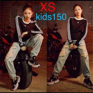adidas - アディダスオリジナルス ロンt BLACKPINK