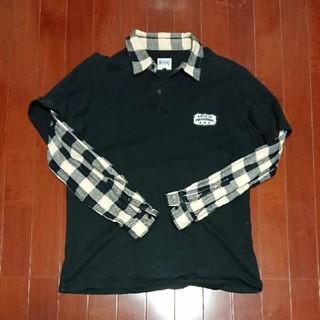 アールオーイー(ROE)のROE アールオーイー ネルシャツ ドッキングシャツ(シャツ)