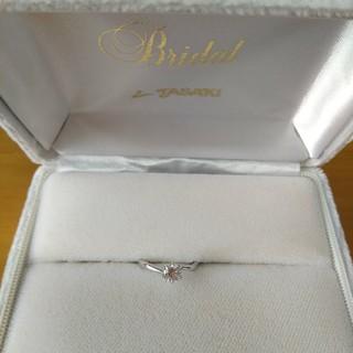 タサキ(TASAKI)の婚約指輪 TASAKI 5号(リング(指輪))