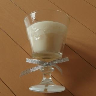 フランフラン(Francfranc)の【新品・未使用品】Francfranc グラス入りキャンドル(アロマ/キャンドル)