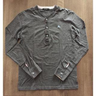 バーバリー(BURBERRY)の【Burberry】バーバリー 長袖トップス(Tシャツ/カットソー(七分/長袖))