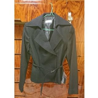フェリシモ(FELISSIMO)のフェリシモ 黒のジャケットです!(テーラードジャケット)