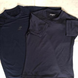 エスエスケイ(SSK)のssk &  カイザー  野球アンダーシャツ  半袖  160  2枚(Tシャツ/カットソー)