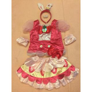 バンダイ(BANDAI)のプリキュア 衣装 3種類(その他)