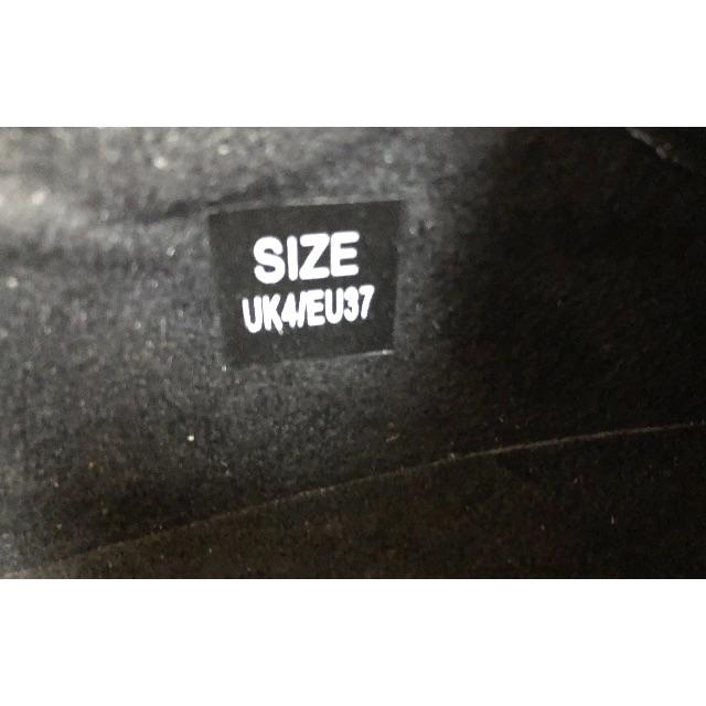 UNDERGROUND(アンダーグラウンド)の新品 未使用品 アンダーグラウンド ☆超厚底ソール☆ レディースの靴/シューズ(ローファー/革靴)の商品写真