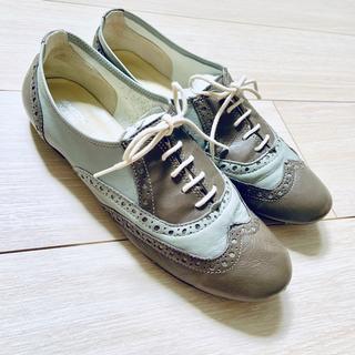 ベネトン(BENETTON)のレディース シューズ💛 紐靴(ローファー/革靴)