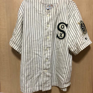 シュプリーム(Supreme)のホワイトソックス ベースボールシャツ(ウェア)