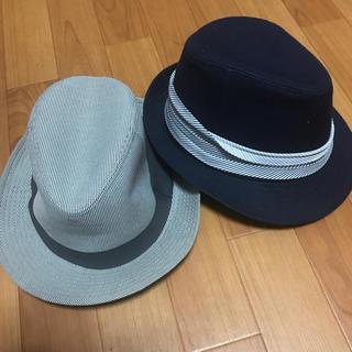 ユニクロ(UNIQLO)のハット 帽子 カップル ペアルック(ハット)