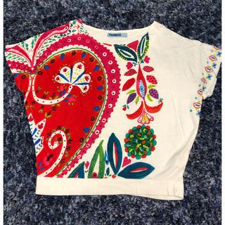 デシグアル(DESIGUAL)のデシグアル 半袖で トップス ☆(Tシャツ(半袖/袖なし))