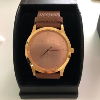 アライブアスレティックス(Alive Athletics)のALIVE 腕時計 ピンクゴールド(腕時計)