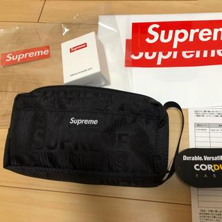 シュプリーム(Supreme)のSupreme 19 SS bag Organizer Pouch 新品(セカンドバッグ/クラッチバッグ)