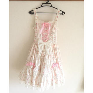 アンジェリックプリティー(Angelic Pretty)のangelic pretty ジャンパースカート(その他)