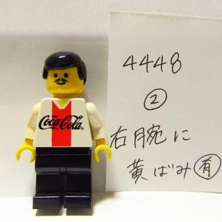 レゴ(Lego)のLEGO 4448 サッカー コカコーラ ディフェンダー3 (2)(その他)