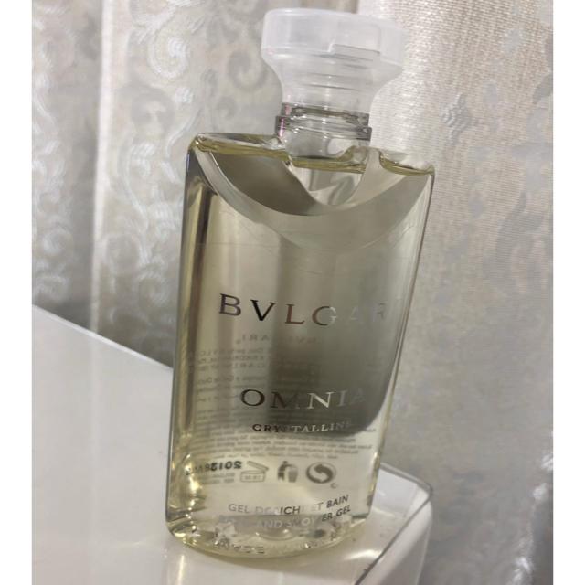 BVLGARI(ブルガリ)のBVLGARI  バス&シャワージェル  コスメ/美容のボディケア(ボディソープ / 石鹸)の商品写真