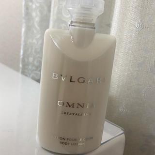 ブルガリ(BVLGARI)のBVLGARI  ボディローション(ボディローション/ミルク)