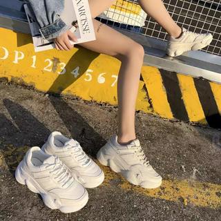 ザラ(ZARA)のダッドスニーカー スニーカー シューズ 靴(スニーカー)