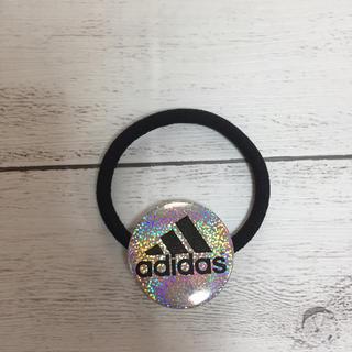 アディダス(adidas)の新品未使用 ヘアゴム アディダス(ヘアゴム/シュシュ)