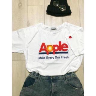 リベットアンドサージ(rivet & surge)のびっくTシャツ(Tシャツ(半袖/袖なし))