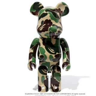 A BATHING APE -  A BATHING APE ABC CAMO Green  1000%