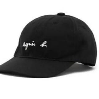 アニエスベー(agnes b.)の新品 アニエスベー ロゴキャップ キッズ UNI(帽子)