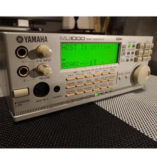 ヤマハ - YAMAHA MU1000