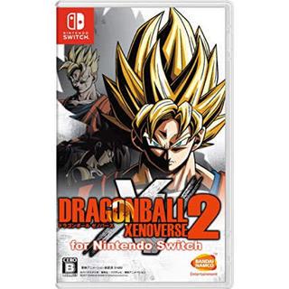 ドラゴンボール(ドラゴンボール)のゼノバース2 ゼノバース Switch(家庭用ゲームソフト)