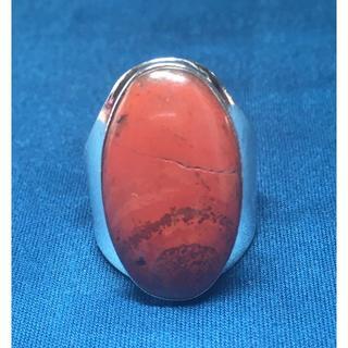 天然石 スターリングシルバー925 メキシカンジュエリー(リング(指輪))