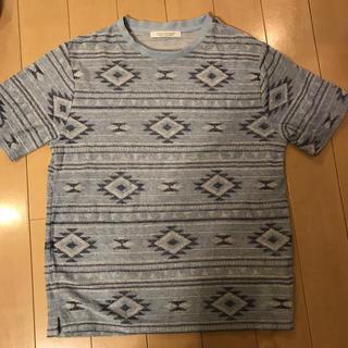 ジャーナルスタンダード(JOURNAL STANDARD)のジャーナルスタンダード   タオル地Tシャツ ブルー(Tシャツ/カットソー(半袖/袖なし))
